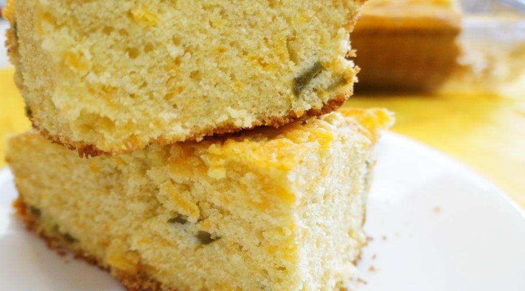 sweet n zesty cornbread